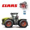 Ремонт двигателей Claas (капитальный и поточный)