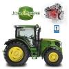 Ремонт двигателей John Deere (капитальный и поточный)